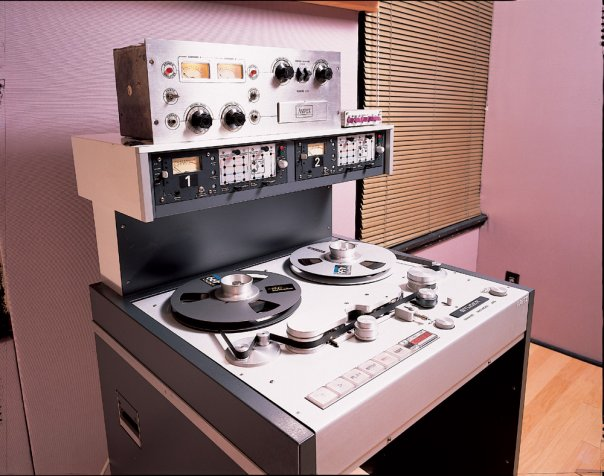 AMPEX 354 Tape Machine