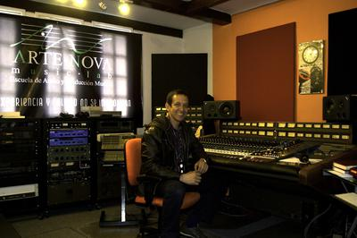 Arte Nova Music Lab. William Romo