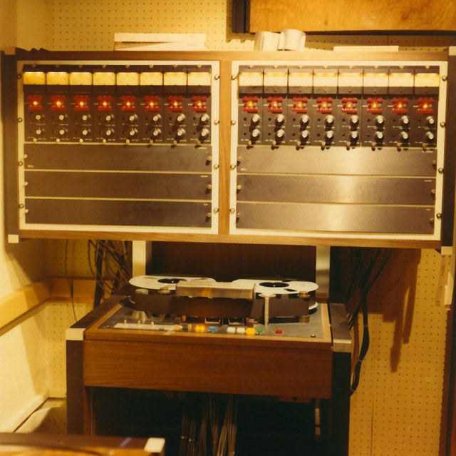 MCI 16-Track Tape Machine (Early)