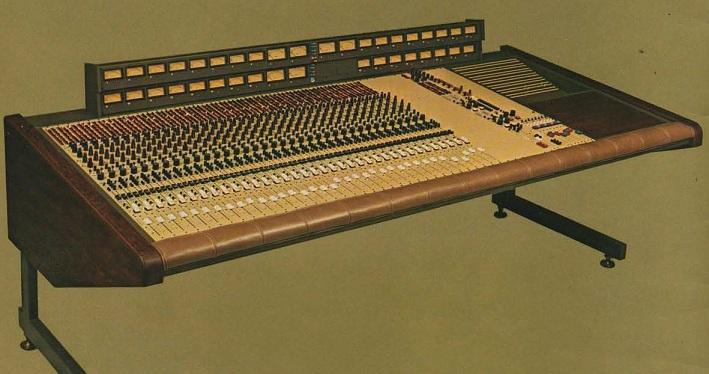 MCI JH-500 Series Console