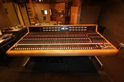 Trident Series 80B Recording Console