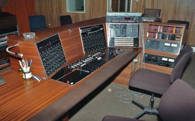Universal Sound's 1973 Helios Desk