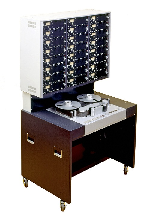 Studer A80VU Tape Machine