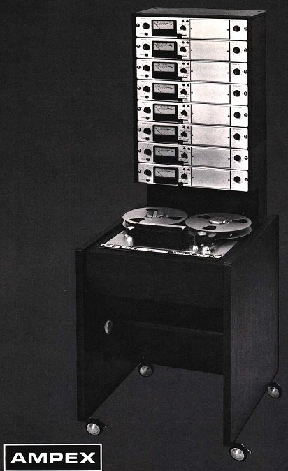 AMPEX AG-440 Tape Machine