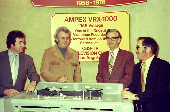 AMPEX VRX-1000 Video Tape Machine