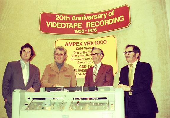 AMPEX VRX-1000 Video Tape Machine