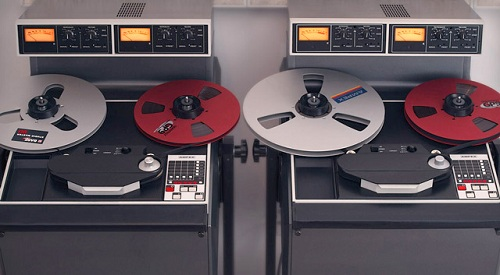 Ampex ATR-100 Tape Machine, ampex atr100