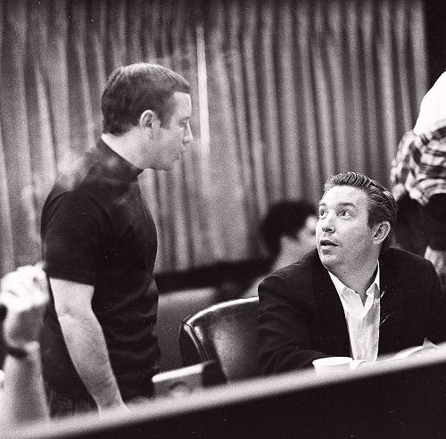 Bob Johnston - Columbia Studios 1965