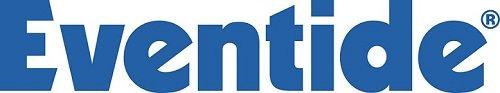 Eventide Inc. Logo - Blue