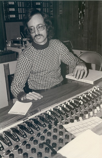 Sound Exchange Studios, NYC