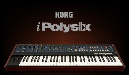 Korg Polysix