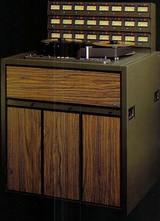 MCI JH-24 Tape Machine