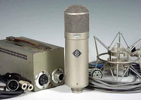 Neumann U47 Microphone