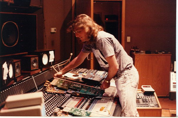 Neve 8108 Recording Console