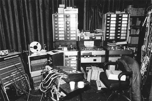 Studer A80 Tape Machine Assortment