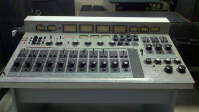 Univeral 610 Console from American Studios, Memphis