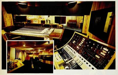 Bayshore Studios. Coconut Grove, Fl 1978