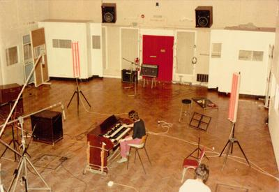 John babcock Session 1985
