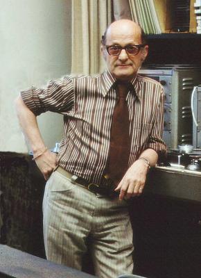 Vernon Fox - Columbia Records - Engineer, Photo courtesy of Arthur Kendy