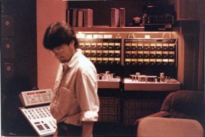 Dave Barton - New River Studios maybe around 88-90